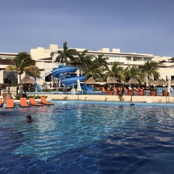 Photo De The Moon Palace Resort   Cancún, Quintana Roo, Mexique. Nizuc Pool