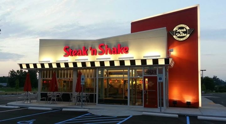 Are we missing your local Steak 'n Shake location? Add a store to let us know about it.