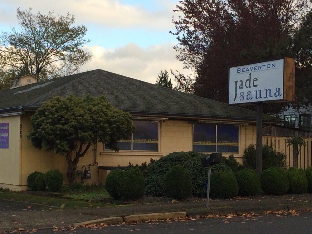 Beaverton Jade Sauna: 4260 SW 110th Ave, Beaverton, OR