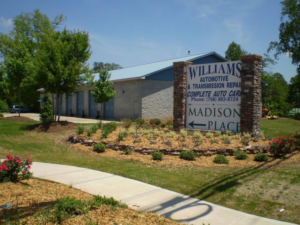 Williams Automotive & Transmission Repair: 1201 Hogansville Rd, Lagrange, GA