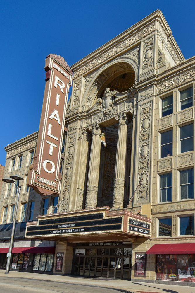 Rialto Square Theatre 17 Photos Performing Arts 102