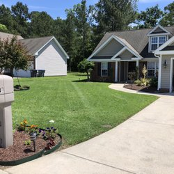 Photo Of Carolina Yard Care Landscaping Elm City Nc United States