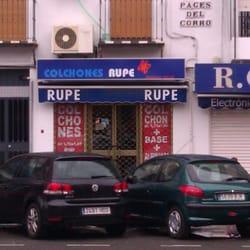 Colchones Rupe   Mattresses   Calle Pagés del Corro, 145, Triana