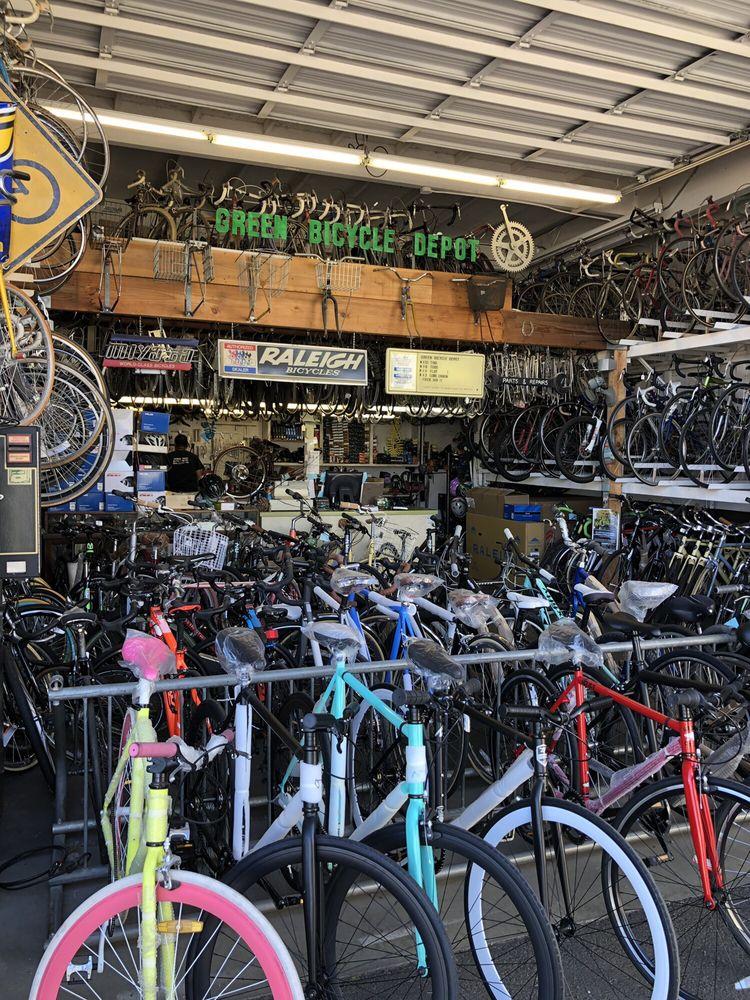 Green Bicycle Depot