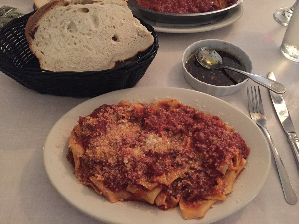 Mom & Dad's Italian Restaurant: 1800 Smith Ave, Thomasville, GA
