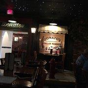 Interior Shots Photo Of Donato S Italian Restaurant Port Charlotte Fl United States