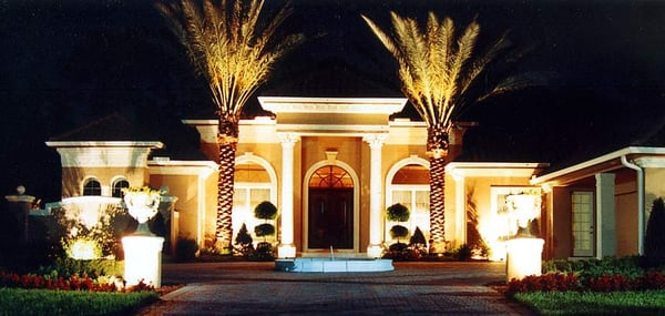 Photo for Landscape Lighting of Central Florida & Landscape Lighting of Central Florida - Landscaping - 8306 Lake Lucy ...
