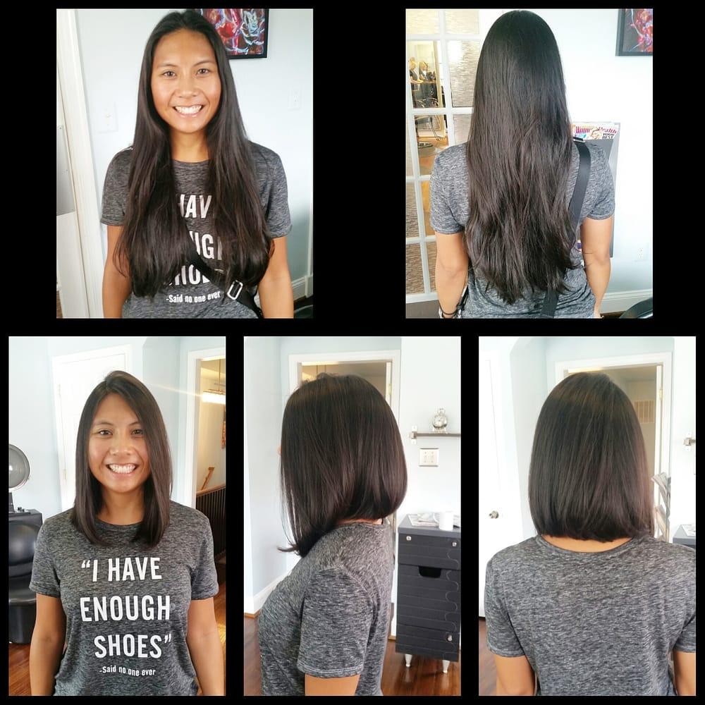 Alexas Locks Of Love Haircut Yelp