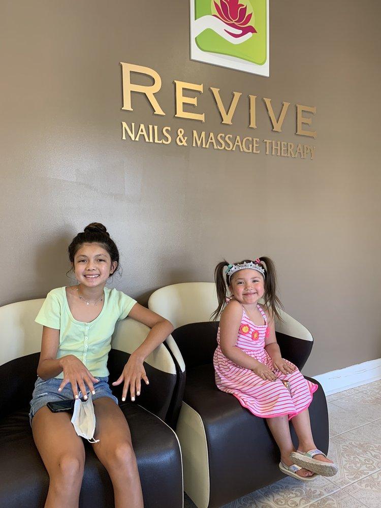 Revive Nails & Massage Therapy: 7900 Bailey Cove Rd SE, Huntsville, AL