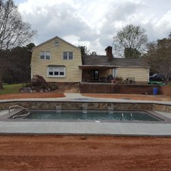 Wonderful Photo Of Backyard Oasis Pools And Construction   York, SC, United States.  Custom