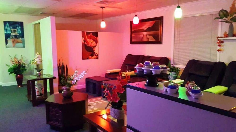 Foot massage room yelp for Act ii salon fairfax va