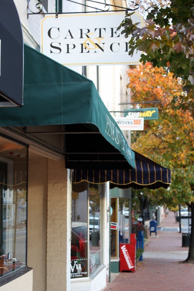 Carter & Spence: 41 Main St, Warrenton, VA