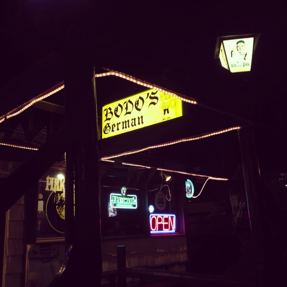 Bodo S German Restaurant Pub Myrtle Beach Sc