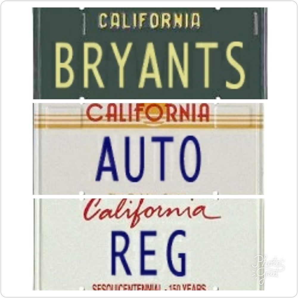 Bryant's Auto Registration Service: 1235 Palm Ave, Imperial Beach, CA