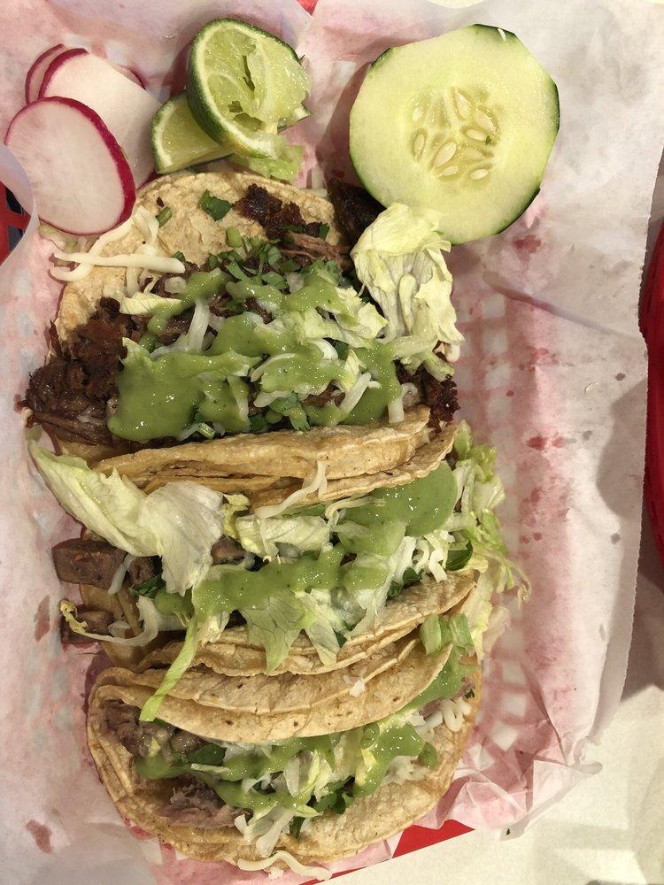 Taco Mix Deli: 205 N Obrien St, Seymour, IN