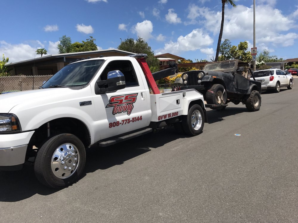 Unwanted vehicle removal - Yelp