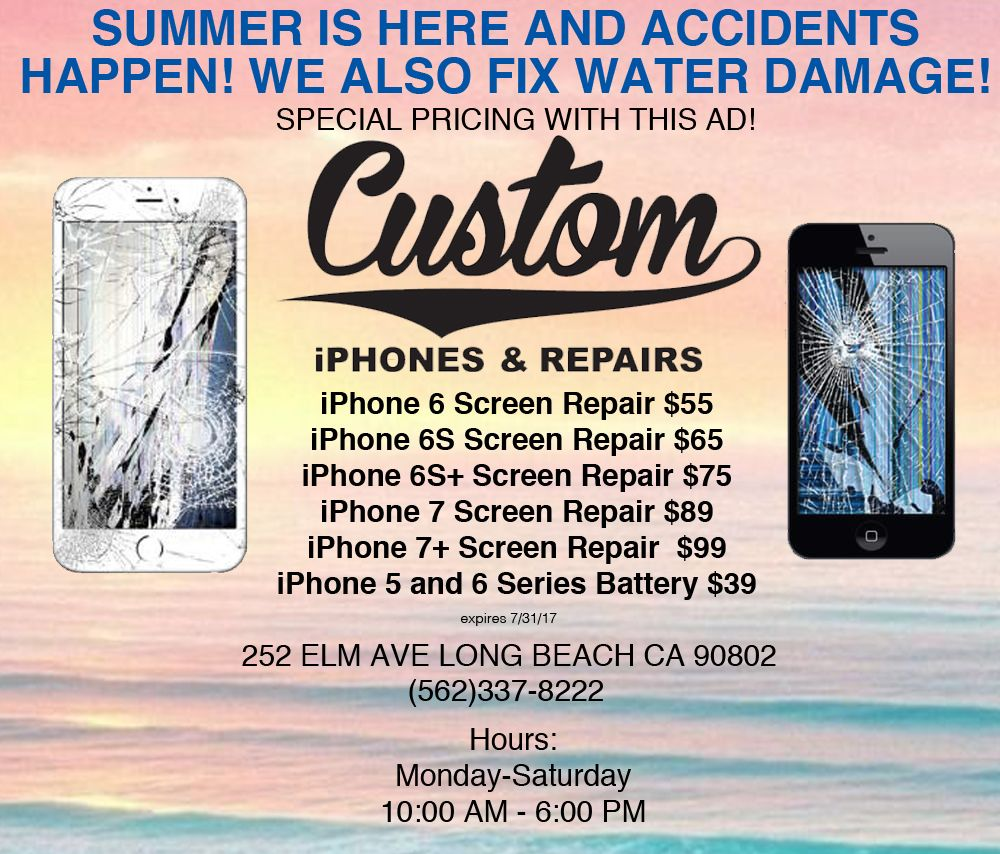 Where To Fix Phones Long Beach