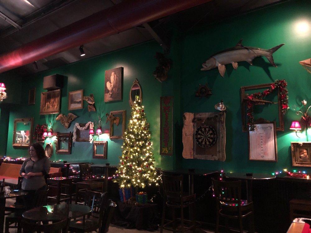 Pirogue's Whiskey Bayou: 6940 St Claude Ave, Arabi, LA