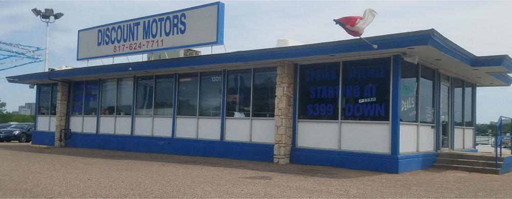 Discount motors 5 10 foto concessionari auto 1301 for Discount motors jacksboro hwy inventory