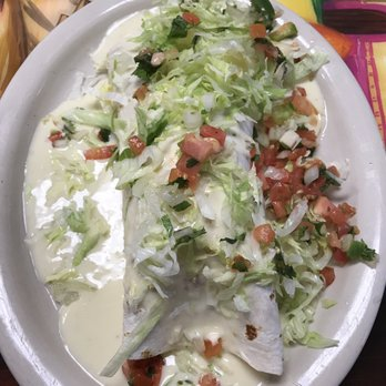 Photo Of Los Patios   Indianapolis, IN, United States. Wet Burrito