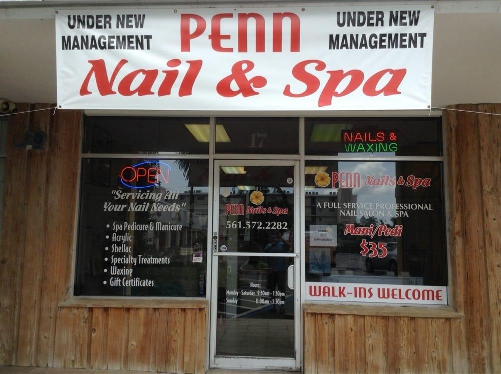 Best Nail Salons In Boynton Beach Fl