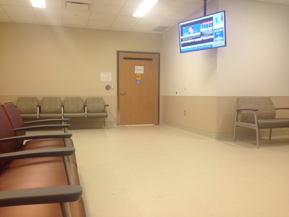 Waiting Room Inside The Endoscopy Area Yelp