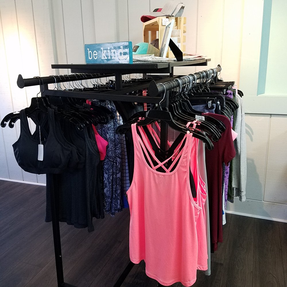 Core Threads Athleisure Boutique: 311 E Main St, Brownsburg, IN