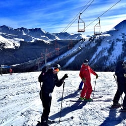 How to choose mountain skiing for a pleasant ride