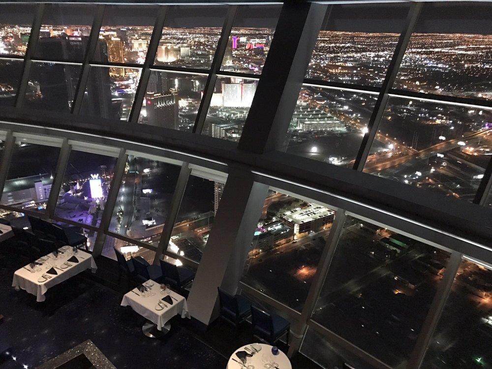 107 SkyLounge: 2000 Las Vegas Blvd S, Las Vegas, NV