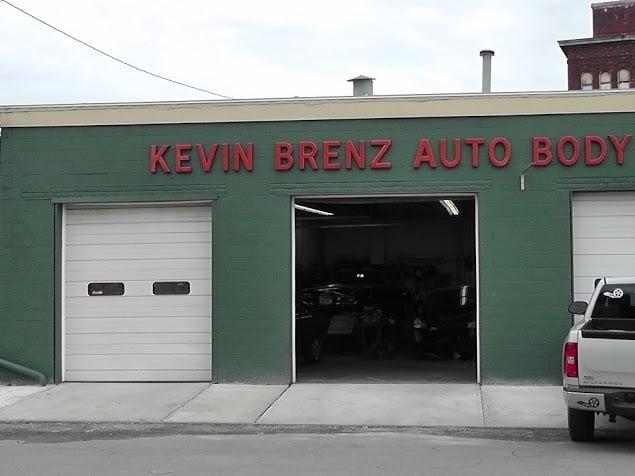 Kevin Brenz Auto Body: 727 River St, Troy, NY