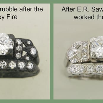 Photo Of Er Sawyer Jewelers Santa Rosa Ca United States Valley Fire