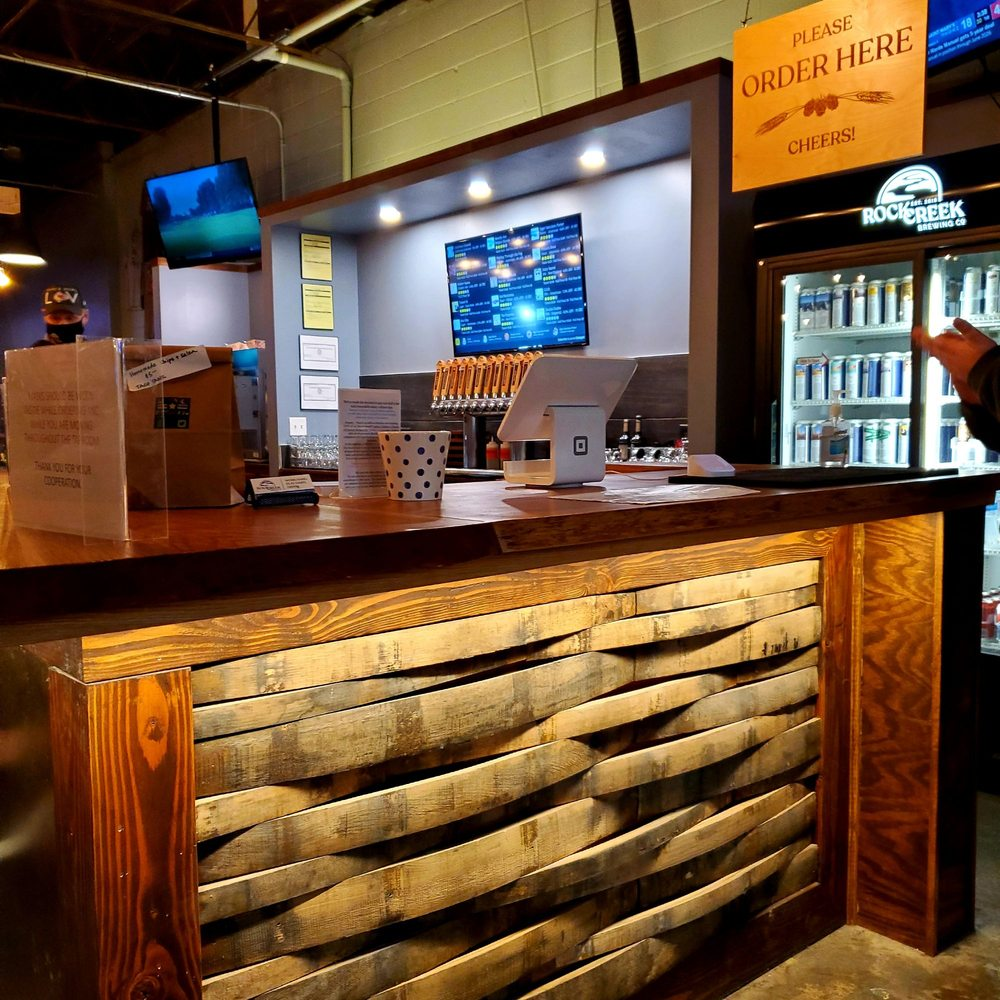 Rockcreek Brewing Company: 5880 Beverly Ave, Mission, KS