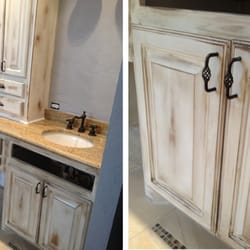 Photo Of Alpha Creations Faux Finish   Houston, TX, United States.  Distressed Finish ...
