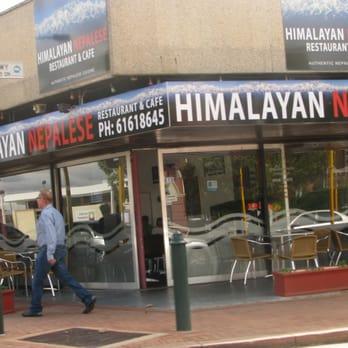 Himalayan Cafe Takeaway Menu