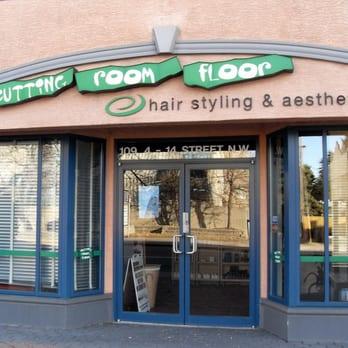 Cutting Room Floor - 14 Reviews - Hair Salons - 4 - 14 Street NW ...