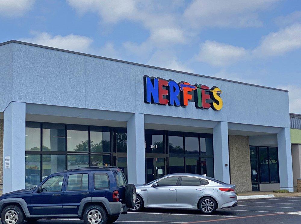 Nerfies: 3045 W 15th St, Plano, TX