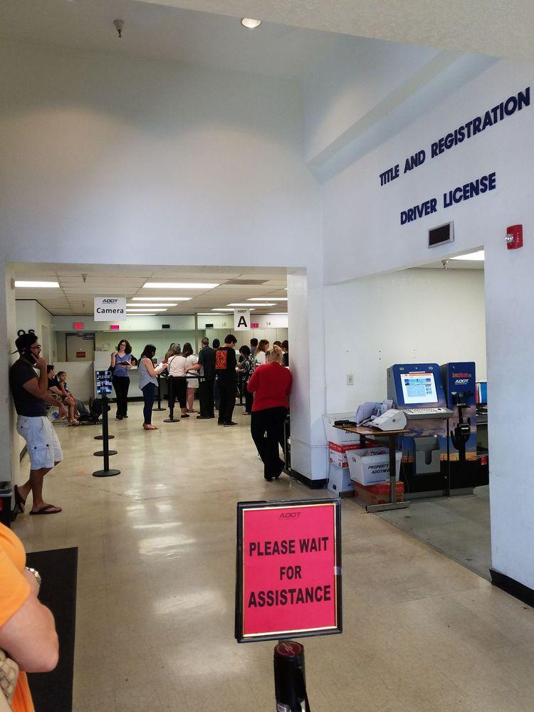 Arizona department of motor vehicles 22 reviews dvla for Motor vehicle department tucson