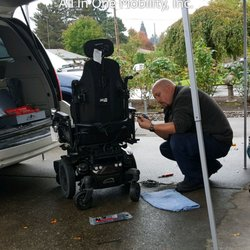 Our Photo Of All In One Mobility Portland Or United States This Is