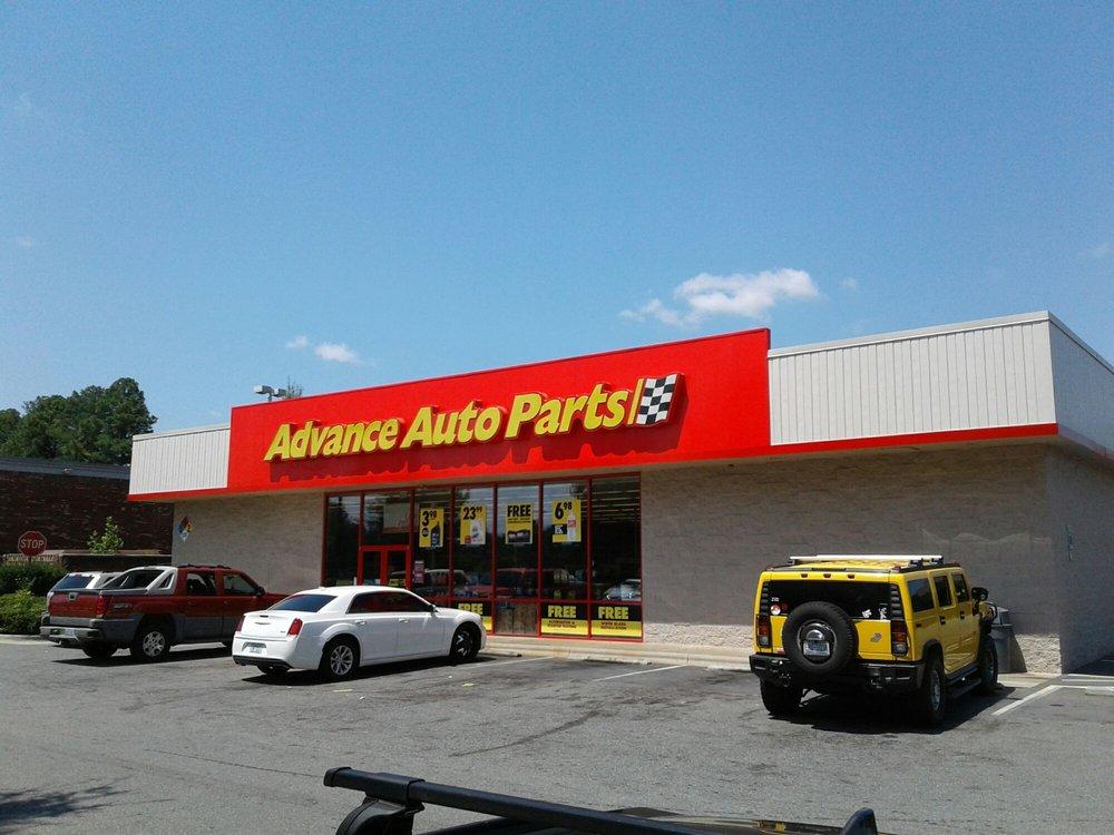 advance auto parts auto parts supplies 4309 sunset