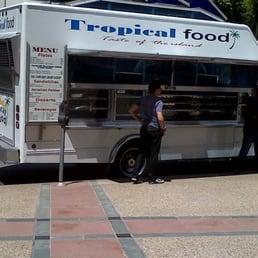 Tropical food truck eetkramen mid wilshire los for Ackee bamboo jamaican cuisine los angeles ca