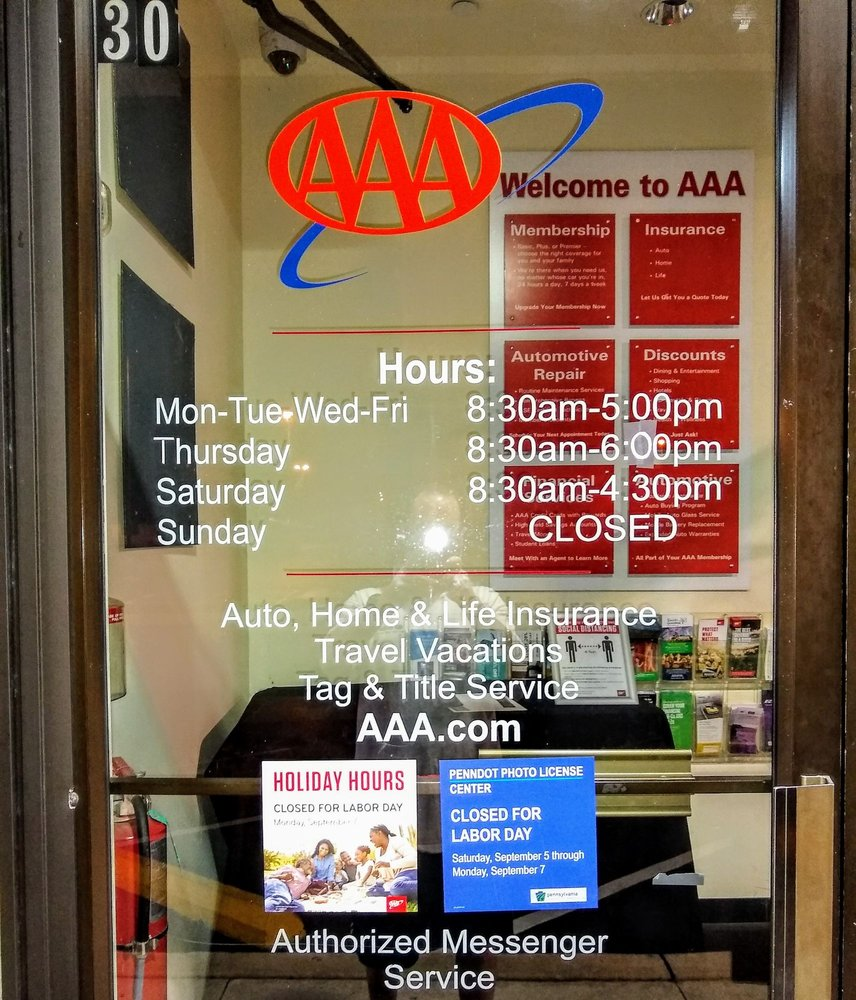 AAA - Ardmore: 30 Greenfield Ave, Ardmore, PA