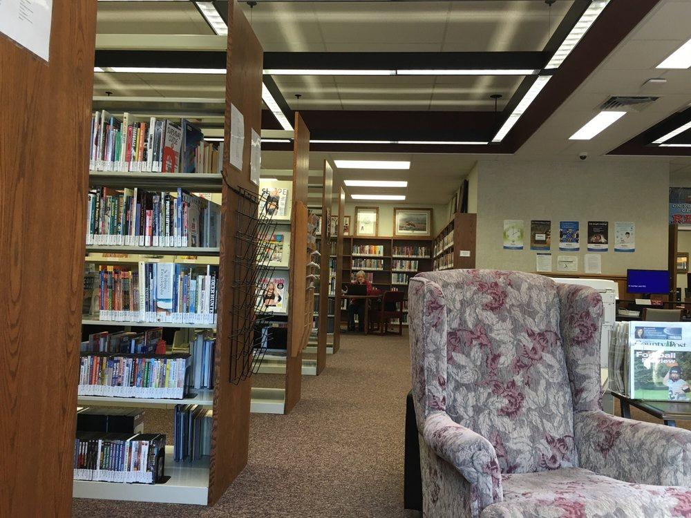 Iola Village Library: 180 S Main St, Iola, WI