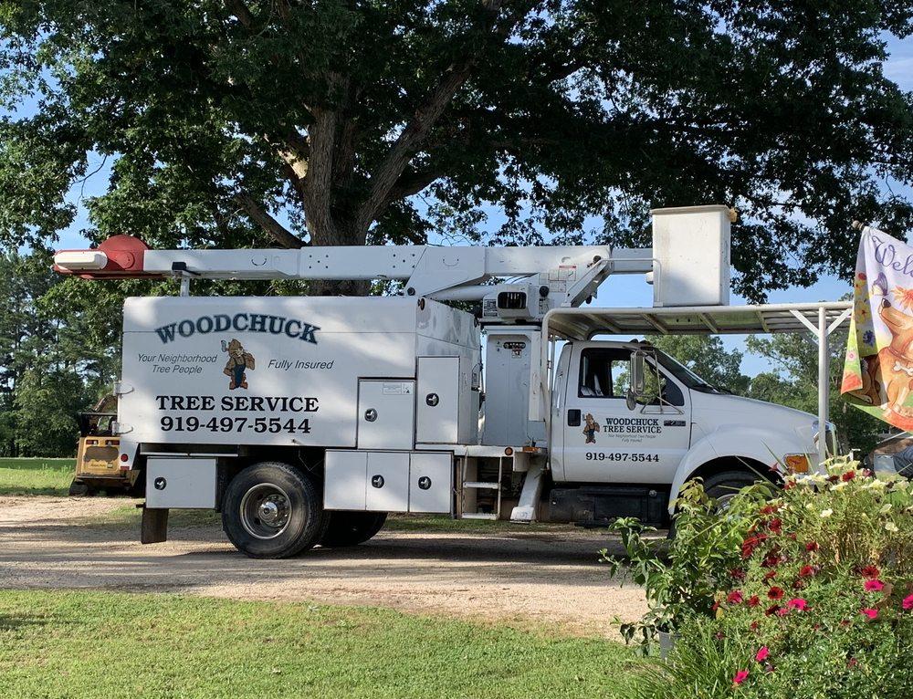 Woodchuck Tree Service: 6605 NC 561 Hwy, Louisburg, NC