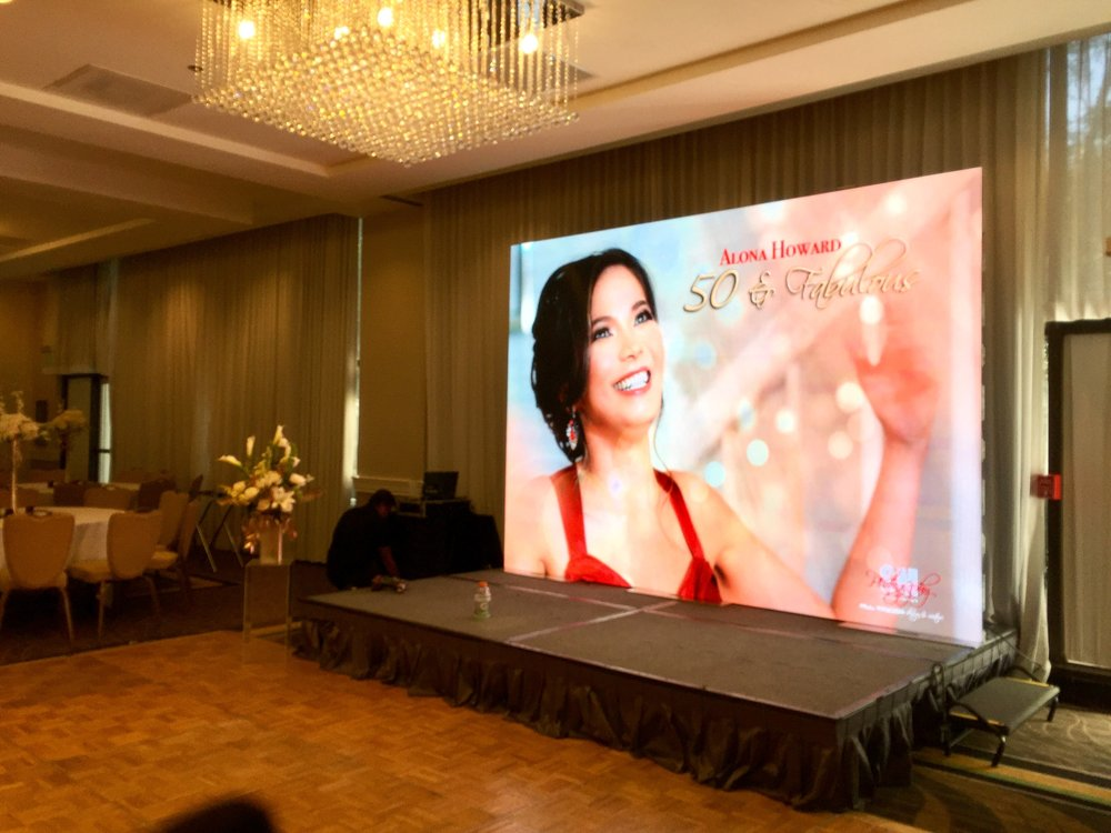 Ambience Lighting For Your Events: Artesia, CA