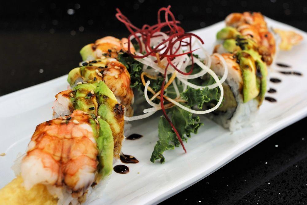Sushi Bomb: 100 S Harbor Blvd, Fullerton, CA