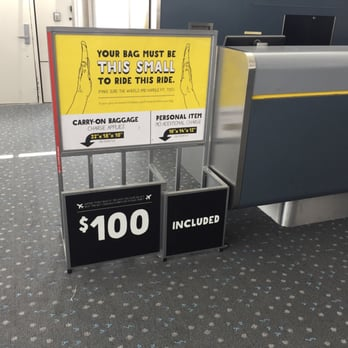 Should people be aware of what they are getting if the purchase spirit airlines?