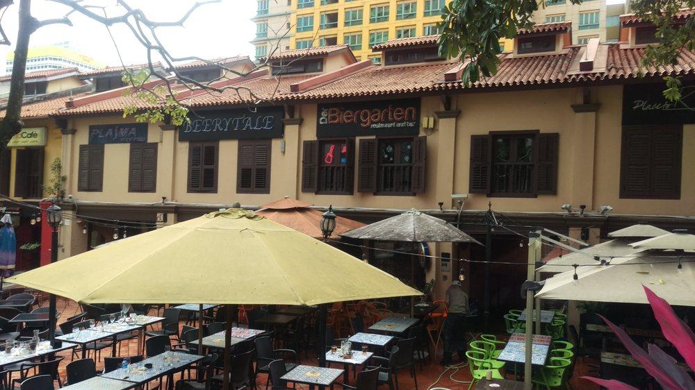 Der Biergarten Singapore