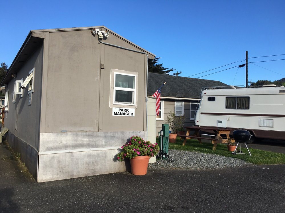Gold Beach RV Park: 94205 1st St, Gold Beach, OR