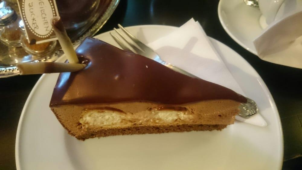 Schoko Vanille Mit Rum Kuchen Yelp