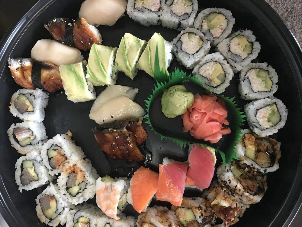 Han the Sushi Man: 1901 E 32nd St, Joplin, MO